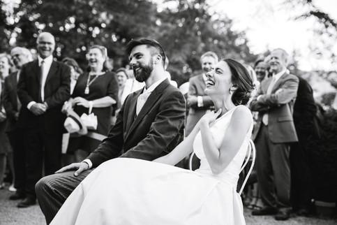 Couple mariage heureux