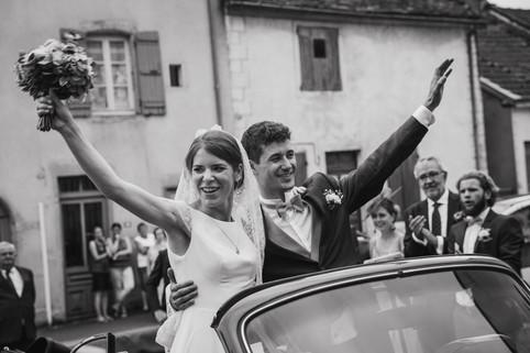 Juste married