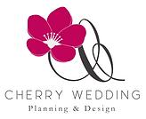 logo cherry wedding paris