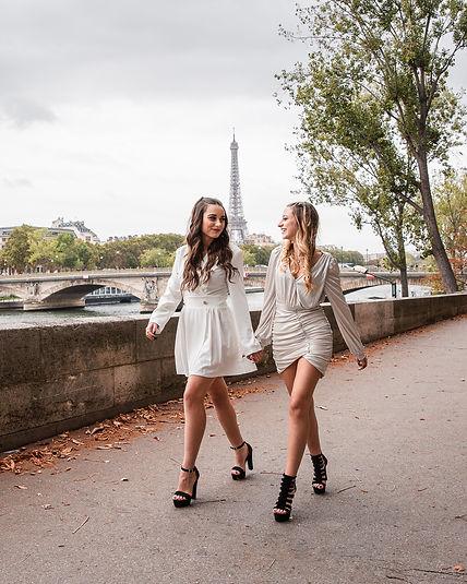 Giulia et Marika Ferrarelli © Charlotte Marette / Skeudenn photo & vidéo / Shein italie 2019