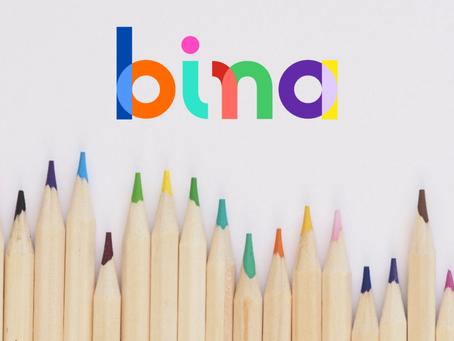Hi, World. Meet bina.