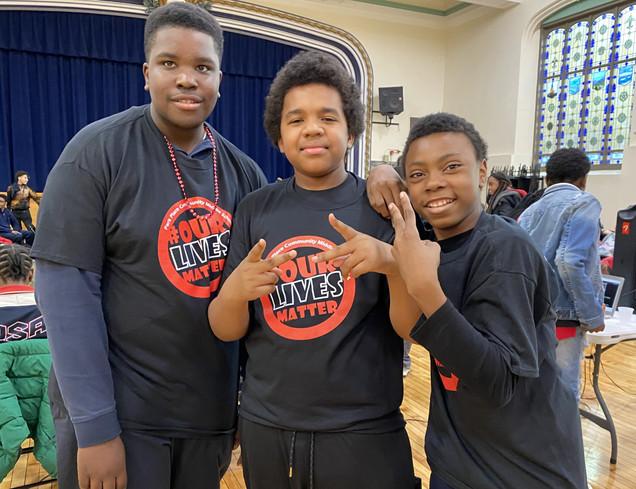 Our Lives Matter Dance