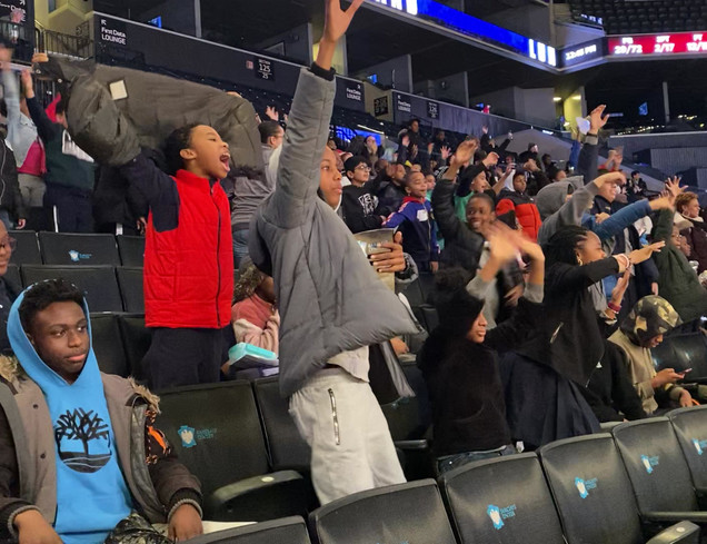 Trip to Barclays Center