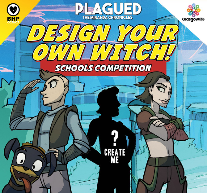 Plagued kicks-off Glasgow-wide schools competition
