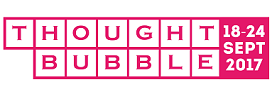 I'm a guest at Thought Bubble 2017