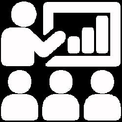 Teaching workshop icon
