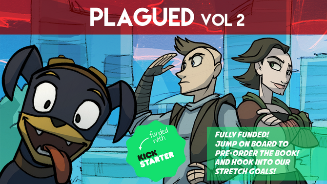 Plagued volume 1 spreads to bookstores nationwide