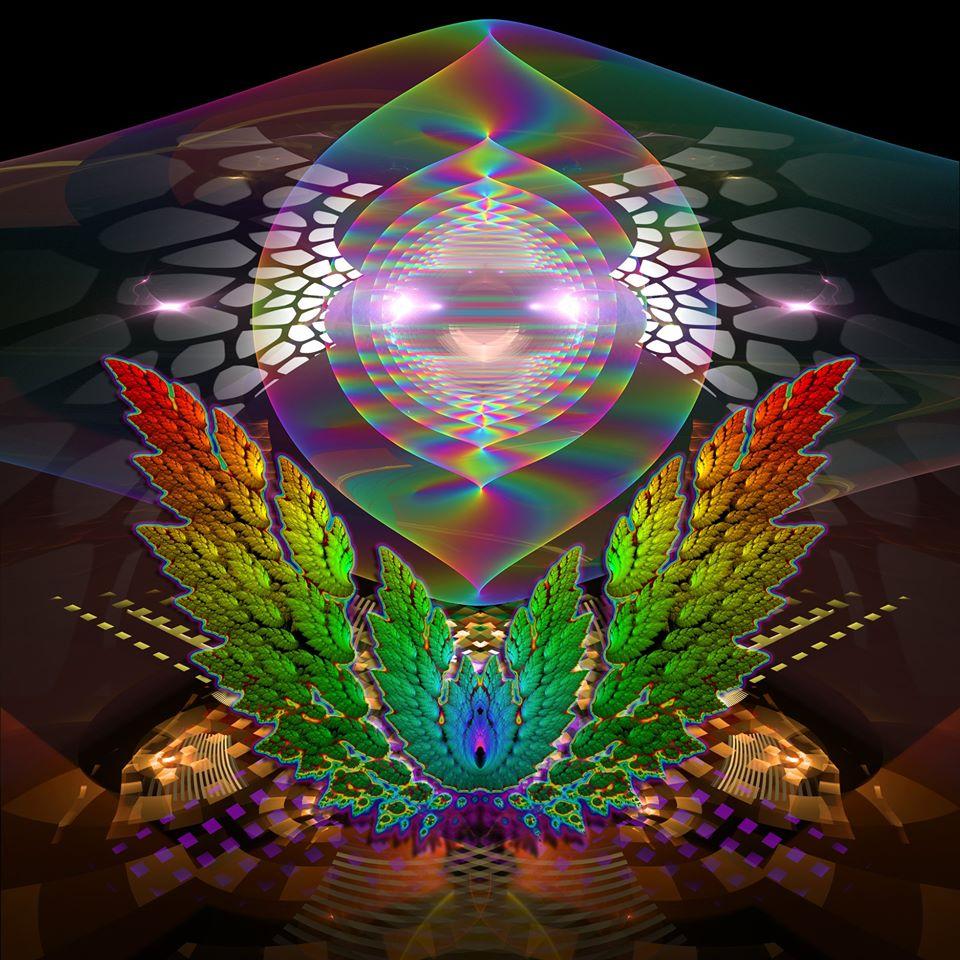 Feather Altar