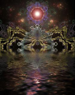 Cosmic Waters