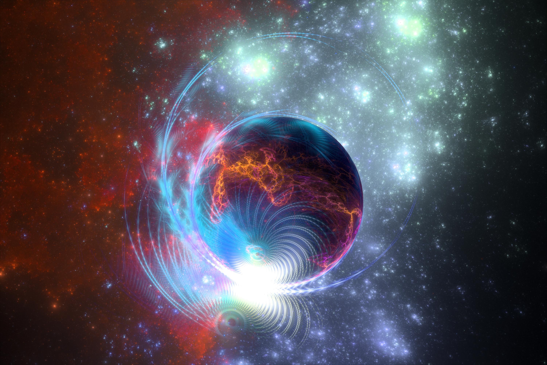 Fractal Planet 5