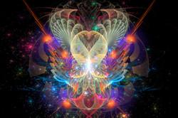 Cosmic Feather Sigil