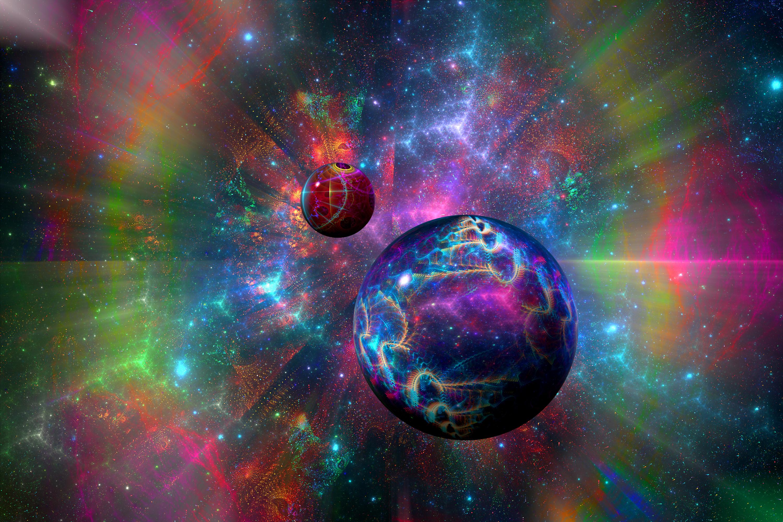 Fractal Planet 7