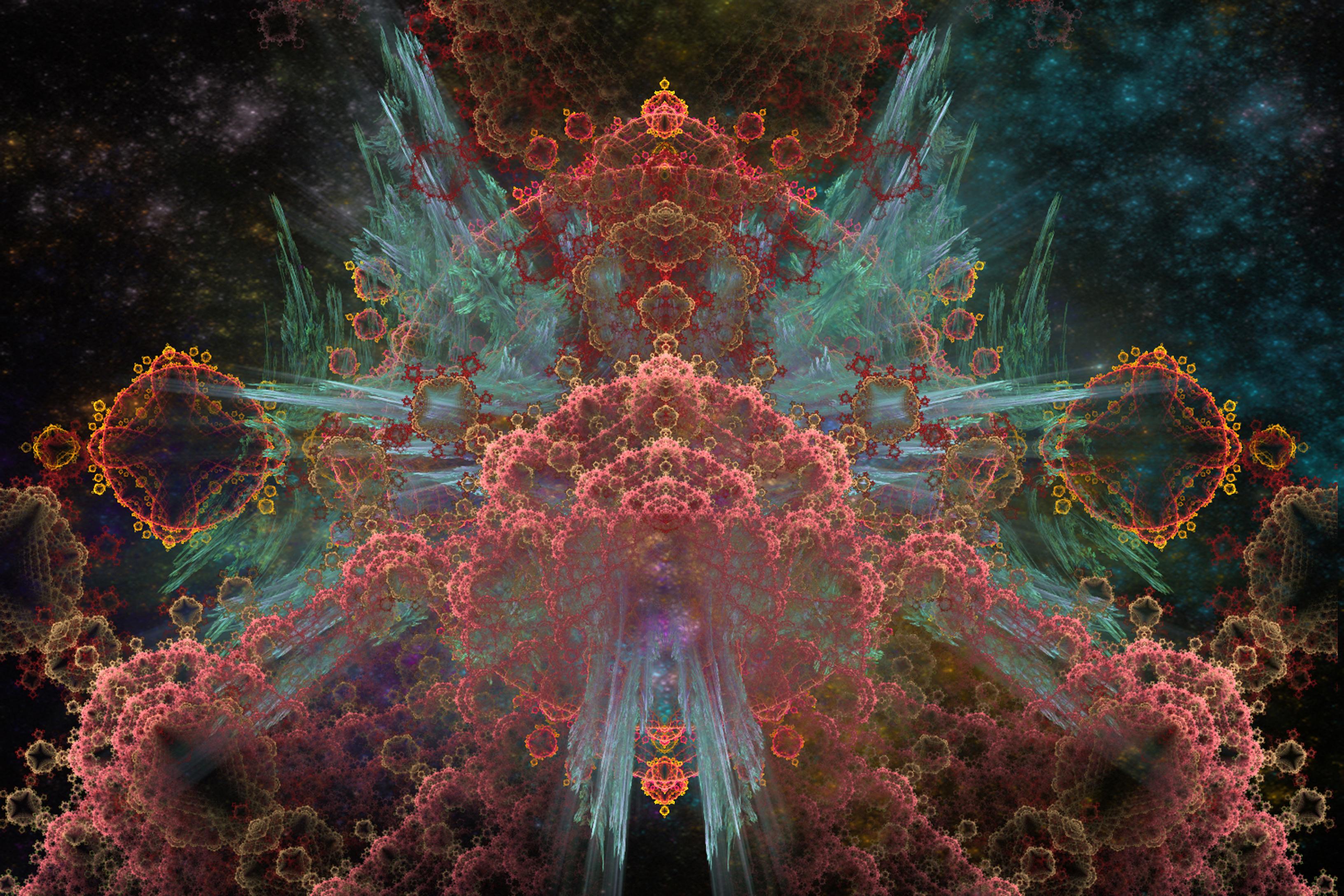 Cosmic Temple