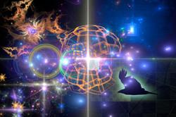 Eagle Navigates the Cosmic Grid
