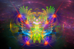 Cosmic Feathers Sigil 2