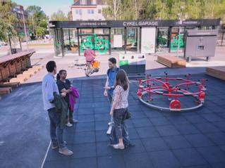 Sharing Umeå - en studieresa till delningsekonomin i norr