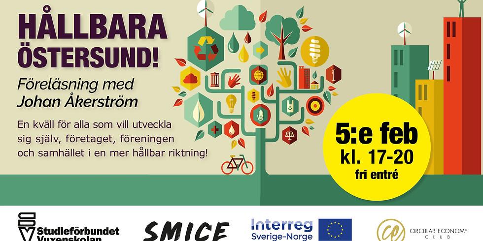 Hållbara kartan - Cirkulär ekonomi i Östersund