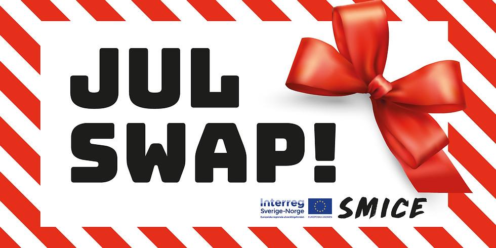 JULSWAP! - byt till dig klapparna i år