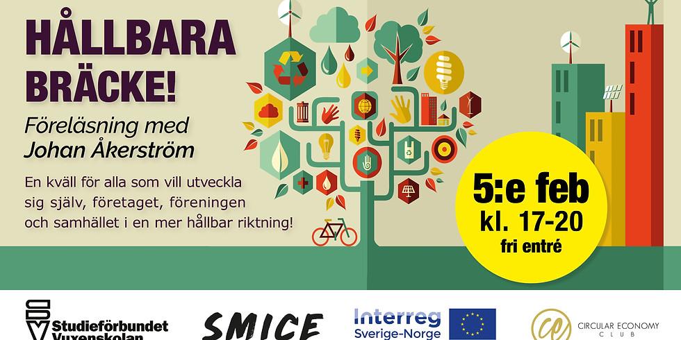 Hållbara kartan - Cirkulär ekonomi i Bräcke