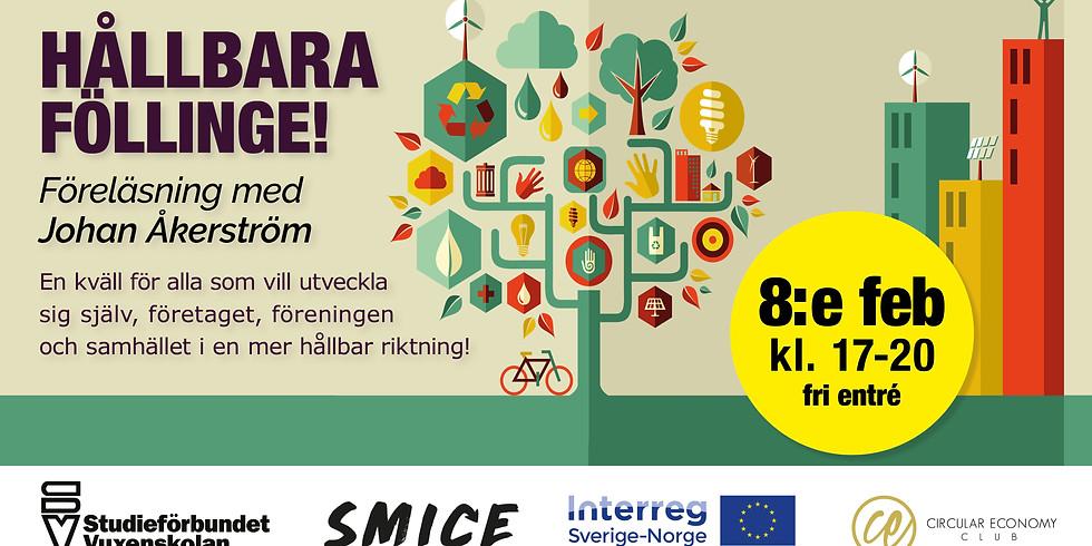 Hållbara kartan - Cirkulär ekonomi i Föllinge
