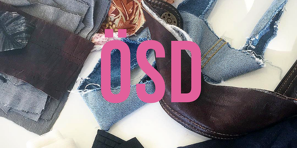 Jeansologi i Östersund! (redesign)