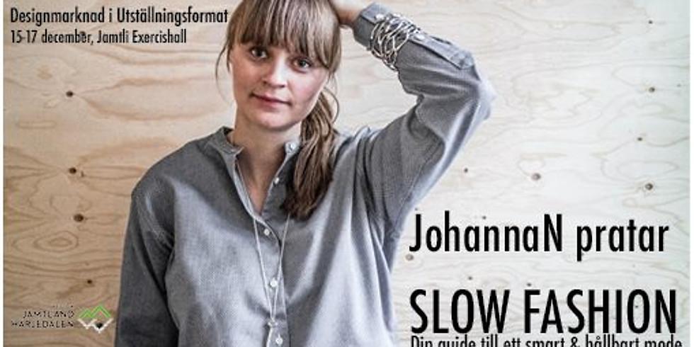 Slow Fashion - din guide till smart och hållbart mode