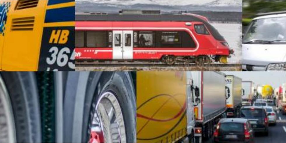 Hållbara transporter i Jämtlands län
