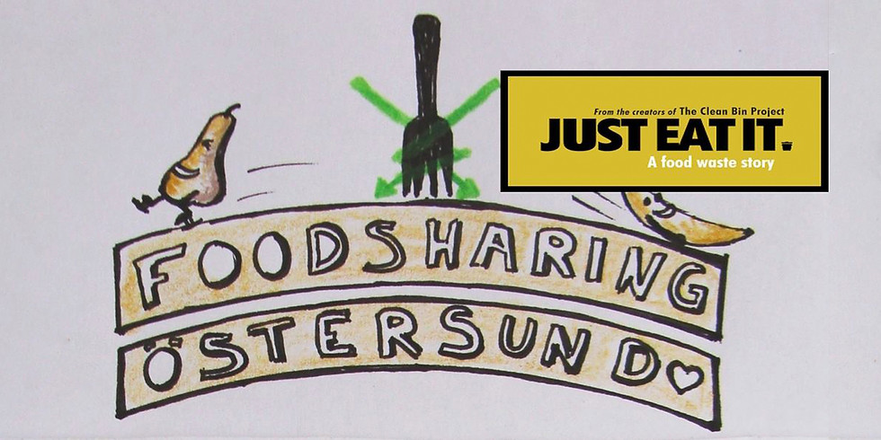 Food Sharing is Caring + filmvisning!