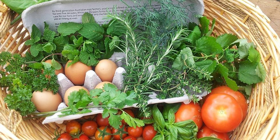 Hållbara tillsammans - tema mat