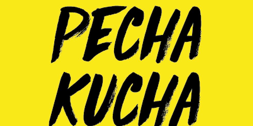 Pecha Kucha med SMICE på Norra Station