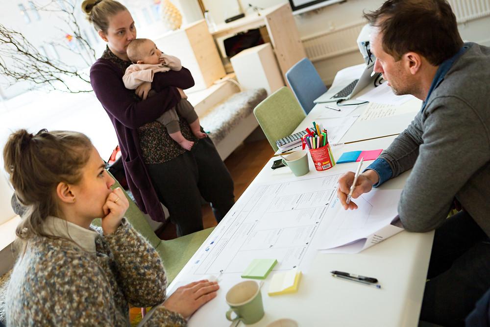 Workshop i Cirkulär affärsutveckling på Designcentrum 2020