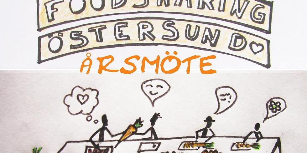 Food Sharing: knytkalas & årsmöte