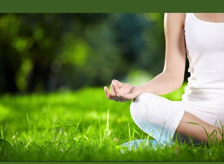 Yoga en plein air à partir du 25 mai au Jardin Antoine Perrin, M Laennec