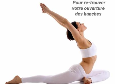 Ateliers Yoga Hips samedi 20 juin 15h00-17h30