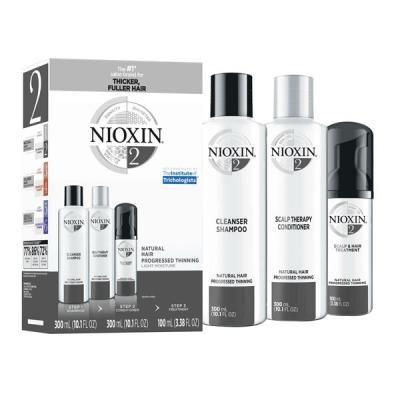 Ensemble de départ 2 - Nioxin