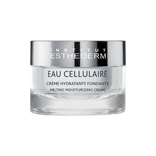 Crème Hydratante Fondante - Eau Cellulaire - Esthederm