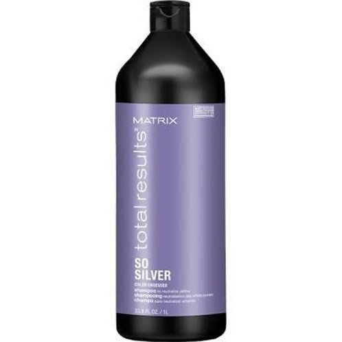 Shampooing So Silver - Matrix 1 Litre