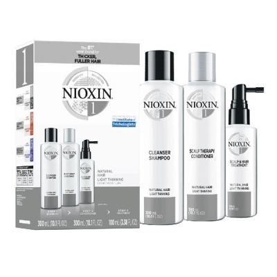 Ensemble de départ 1 - Nioxin