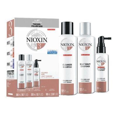 Ensemble de départ 3 - Nioxin