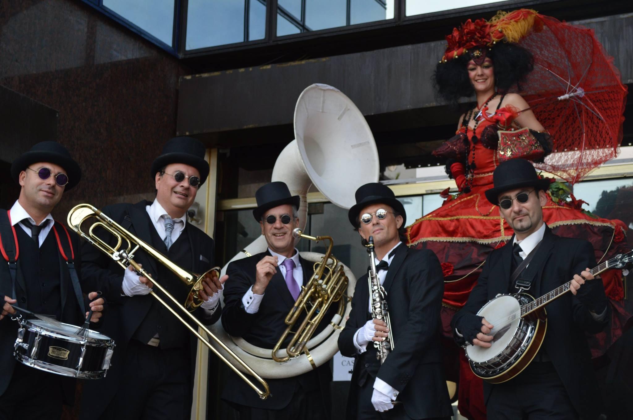 jazz parade de juan les pins 06