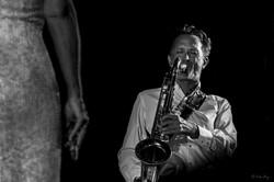 saxophoniste nice