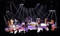 groupe rock blues Johnny halliday
