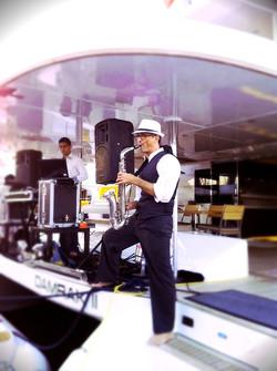 SAX / DJ paris
