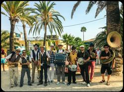 jazz fanfare festival de cap d'ail