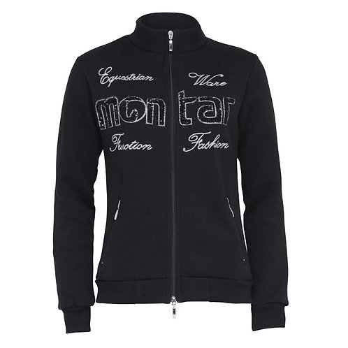 Montar Sweat Jacket Millie