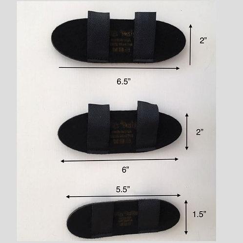 DQ's Design 100% Wool Felt Curb Chain Cover