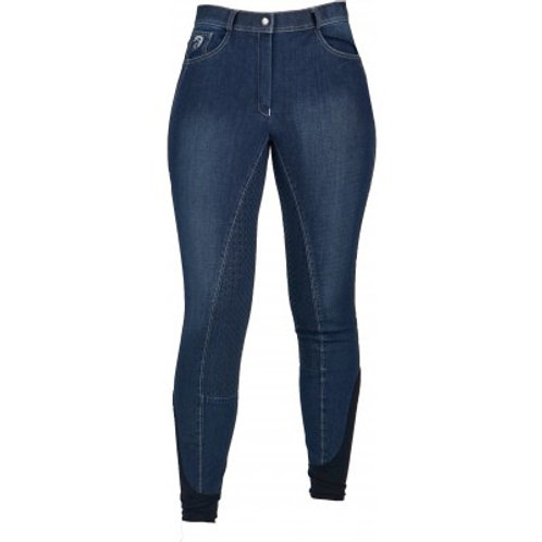 Horka Denim Ladies Full Seat Breech Roma