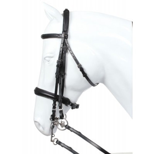 Horka Double Bridle Weymouth