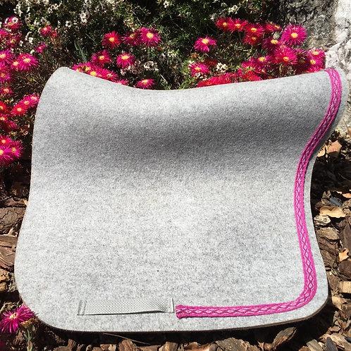 DQ's Design Custom Wool Felt Pad Rustic