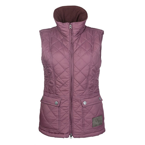 Cavallino Marino Ladies Riding Vest Velluto
